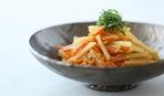 Японская закуска из моркови и картофеля