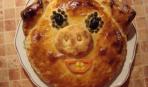 Пирог «Поросенок»