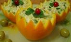 Салат «Апельсинка»