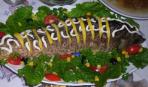 Фаршированная чудо-рыбка