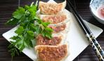 Японский ужин дома: готовим пельмени гедза