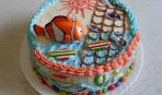 Торт «Немо»