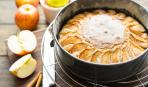 Масленица: готовим яблочный пирог