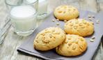 Пряное печенье с кедровыми орешками