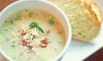 Рецепт приготовления овощного супа с брокколи и сыром