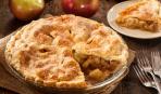 Яблочный пирог по-домашнему