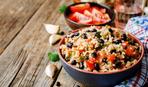 Секреты луизианской кухни: южный рис с фасолью