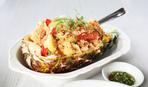 Рис с овощами по-тайски - отличное украшение стола на Старый Новый год.