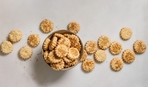 Марокканское анисовое печенье с кунжутом