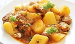 Ужин на ленивую хозяйку: мясо с картофелем в рукаве