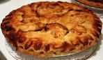 Что приготовить на десерт: пирог с яблоками
