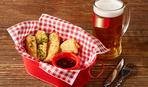 Пивной кляр: 3 необычных рецепта кляра для курицы, рыбы, грибов, сыра