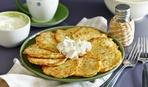 Оладки з цукіні та сиром фета: покроковий рецепт
