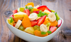 "Яркий, витаминный - салатик ""Мультифрукт"""