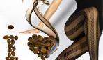Колготки с кофе избавят от лишнего веса