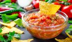 """Вариация мексиканского соуса """"Жаренная сальса"""""""