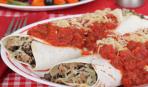 Что приготовить из лаваша: мексиканские свиные энчилады