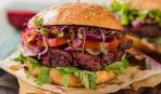 Модный бургер: с котлетами из чечевицы и грецких орехов