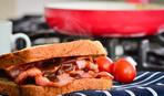 Горячие бутерброды на сковороде от Руслана Сеничкина