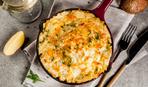 Картофельно-мясная запеканка: блюдо 2 в 1 (рецепт для мультиварки)