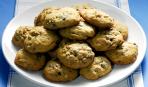 Домашнее шоколадное печенье с орехами