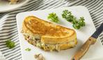 Бутерброды с тунцом и бобами