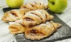 Вкуснейшие конвертики с яблоками на коньяке «Приворотные»