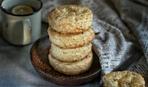 Булочки-сконы с сыром и беконом