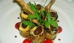 Блюдо дня: баклажанные рулетики «Мазарини»
