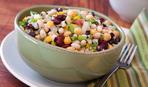 Полезно и вкусно: салат из бобов, с сельдереем
