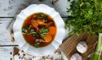 Грибной суп с перловкой: пошаговый рецепт супер-полезного блюда