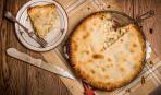 Осенний сюрприз: пирог с гречкой, мясом и овощами