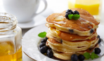 Давайте жить вкусно: панкейки без соды и разрыхлителя