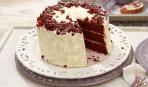 """Десерт дня: торт """"Красный бархат"""""""