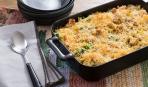Блюдо дня: рисовая запеканка с мясом и овощами