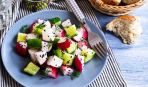 ТОП-3 лучших рецепта салатов из редиса