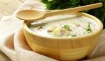 Готовим блюдо сезона: окрошка на кефире