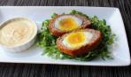 Яйца в котлете по-шотландски