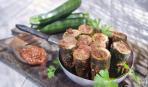 Что приготовить на завтрак мужу: фаршированные кабачки