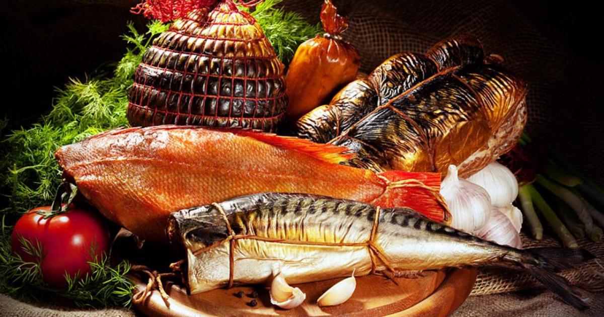 фото рыбных деликатесов нужно