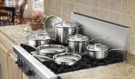 Посуда из нержавейки: чистим до блеска