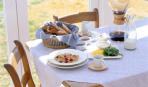 Блюдо дня:  семейный сюрприз в «гнездышке»