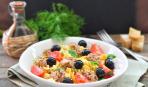 Блюдо дня: салат с макаронами «Итальяно мачо»