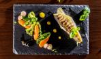 Быстрый и вкусный завтрак: судак, запеченный в духовке