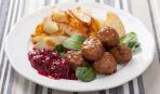 Кулинарные шедевры: мясные фрикадельки по-шведски