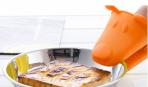 Кухонные мелочи: силиконовые прихватки