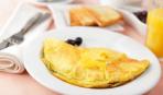 Завтрак выходного дня: яичница по-французски