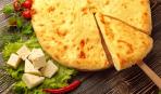 Блюдо дня: хычины с картофелем и зеленью