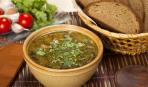 Блюдо дня: зеленое харчо