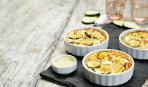 Супер-блюдо для летнего меню: диетическая запеканка из кабачков